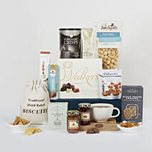 Gourmet Christmas Hamper: New Year Gifts to UK