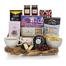 Great British Tastes: Send Gifts to Cambridge
