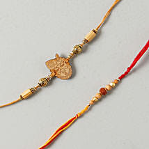 Krishan Rakhi Set: Rakhi to Chicester