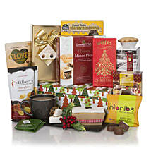 Merry Christmas Gift Hamper: New Year Gifts to UK