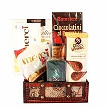 Passionate Love Basket: Thank You Gifts to UK