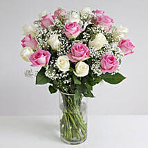 Pastel Fairtrade Roses: Gifts to Cambridge