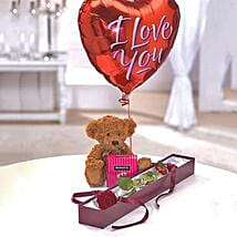 Perfection Luxury Gift Set: Love N Romance Gifts to UK