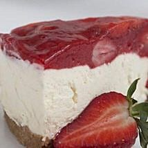 Purely Strawberry Cheesecake: Women's Day Gifts to UK