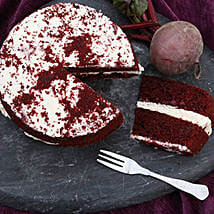 Red Velvet Sponge Cake: Birthday Gifts to UK