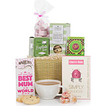 Tea N Treats For Her: Send Gifts to Cambridge