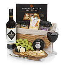 Wine Cheese & Pate: Thanks Gifts in UK
