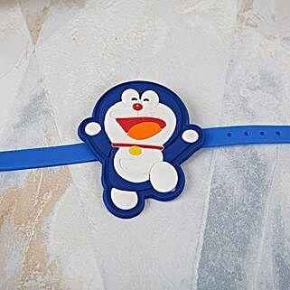 Doraemon Cartoon Rakhi: Rakhi Gifts to Ukraine