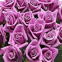 100 Long Stem Lavender Roses: Send Flowers to Detroit
