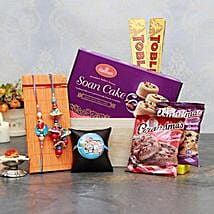 A delightful Rakhi for All: Rakhi With Sweets to USA