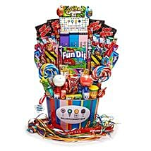 Assorted Dylans Candy Bucket: Gifts for Anniversary in USA