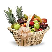 Best in Class Fruit Basket: Thanksgiving Day