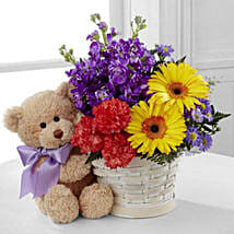 Best Year Bouquet: Send Birthday Gifts to Boston