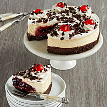 Black Forest Cheesecake: Cakes to San Francisco