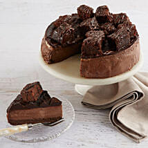 Brownie Cheesecake: