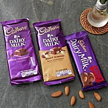 Cadbury Dairy Milk Collection: Send Gifts for Her to USA