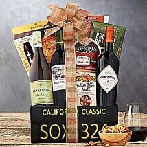 California Classic Gift Basket: Send Gifts to Arlington