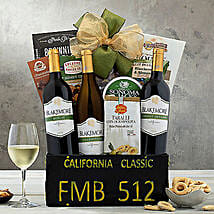 California Classic Gift Basket: Send Gifts to Manchester, USA