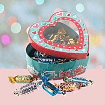 Candy Heart Gift Box: Send Thank You Gifts to USA