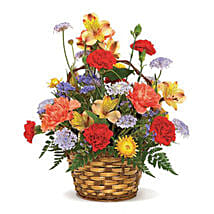 Carnival of Color: Send Mothers Day Flowers to USA