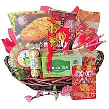 Chinese New Year Tray: Chinese New Year Gifts to USA
