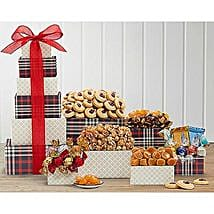 Chocolate and Sweets Tower: Birthday Gifts to San Francisco