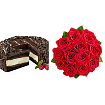 Chocolate Cheesecake and Roses: Cakes to San Francisco