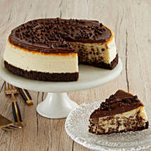 Chocolate Chip Cheesecake: Send New Year Cakes to USA