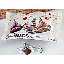Chocolate Hugs: Gifts to Manchester
