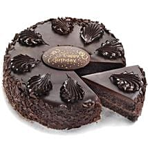 Chocolate Mousse Torte Cake: Send Gifts for Father to USA