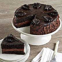 Chocolate Mousse Torte Cake: Cake Delivery in California