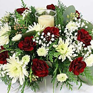 Christmas Centerpiece: Christmas Flowers USA