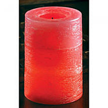 Cinnamon Scent Led Candle: Valentine Gifts for Her to USA