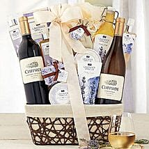 Cliffside Vineyards Lavender Vanilla Spa Gift: Valentine's Day Gifts to Jersey City