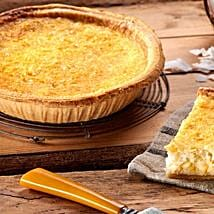 Coconut Custard Pie: Send Cakes to Washington