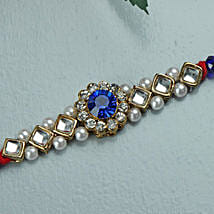 Color Him Blue Rakhi: Send Rakhi to San Francisco