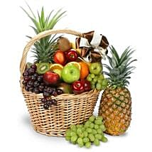 Colossal Fruit Basket: Send Friendship Day Gifts to USA