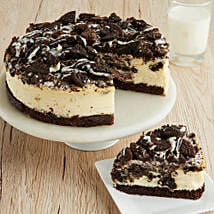 Cookies and Cream Cheesecake: Father