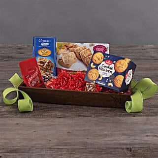 Cookies N Chocolates Hamper: Send Diwali Gifts to USA