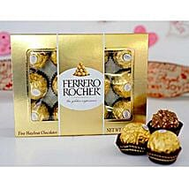 Delectable Rochers: Send Gifts to Manchester, USA