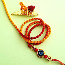 Ethnic Rakhi Thread: Send Rakhi to Fremont
