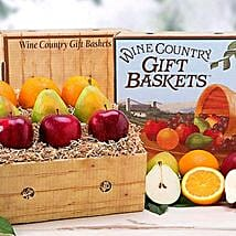 Farm Fresh Fruit Collection: Thanksgiving Day