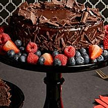 Flourless Chocolate Cake: Father