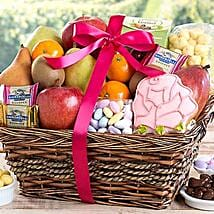Fruit and Sweets Assortment: Thanksgiving Day