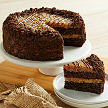 German Chocolate Cake: Cakes to San Francisco