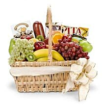 Gourmet Fruit Basket: Send Gifts for Father to USA