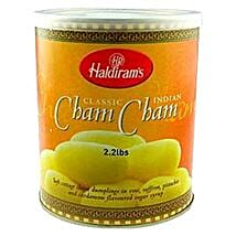 Haldirams Cham Cham: Sweet Delivery in USA