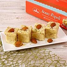 Haldirams Soan Papdi: Send Gifts to Manchester, USA