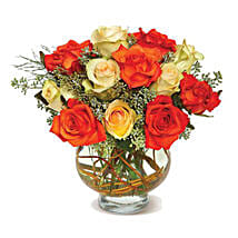 Harvest Moon Roses: Valentine's Day Gifts to USA