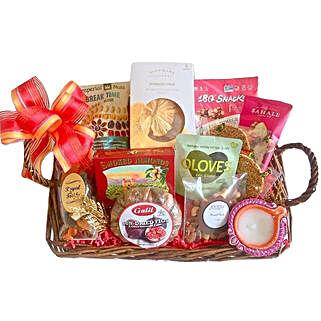 Healthy Diwali: Send Diwali Gifts to USA